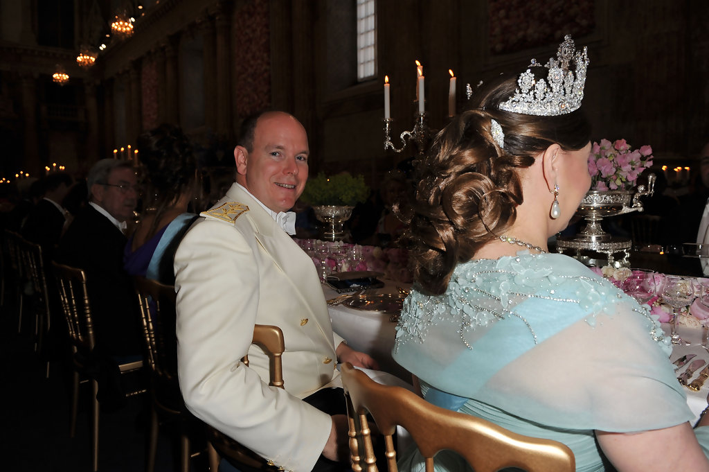 Ss Maria Teresa Photos Wedding Of Crown Princess Victoria Daniel Westling Banquet Inside 10 16 Zimbio
