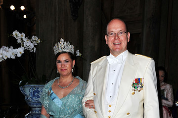 Duchess Maria Teresa Wedding Of Crown Princess Victoria & Daniel Westling - Banquet - Inside