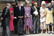 Prince Harry and Prince Andrew Photos Photo