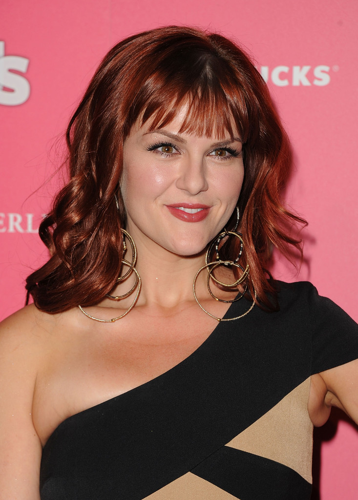 Sara Rue in Us Weekly Hot Hollywood Event - Arrivals - Zimbio