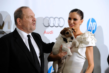 Harvey Weinstein Georgina Chapman The Weinstein Company's 84th Annual Academy Awards After Party - Arrivals