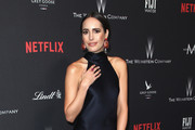 Louise Roe attends The Weinstein Company and Netflix Golden Globe Party, presented with FIJI Water, Grey Goose Vodka, Lindt Chocolate, and Moroccanoil at The Beverly Hilton Hotel on January 8, 2017 in Beverly Hills, California.