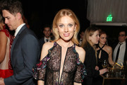 Bar Paly attends The Weinstein Company and Netflix Golden Globe Party, presented with FIJI Water, Grey Goose Vodka, Lindt Chocolate, and Moroccanoil at The Beverly Hilton Hotel on January 8, 2017 in Beverly Hills, California.