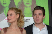Dominic Sherwood and Lucy Fry Photos Photo