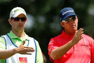 Matt Hall Wells Fargo Championship - Final Round