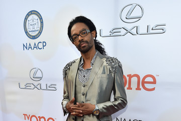Wendell James 46th NAACP Image Awards — Part 2