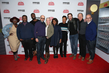 Wendell Pierce Richard Schiff Stella Artois & Deadline Sundance Series At Stella's Film Lounge: A Live Q&A With The Filmmakers And Cast Of 'Clemency'