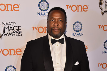 Wendell Pierce 46th NAACP Image Awards Non-Televised Awards Ceremony