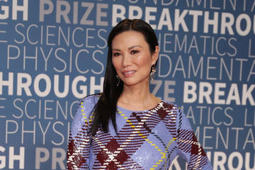 Wendi Deng Murdoch 2019 Breakthrough Prize - Red Carpet