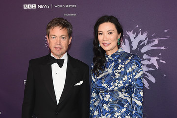 Wendi Deng Murdoch Third Annual Berggruen Prize Gala Celebrates 2018 Laureate Martha C. Nussbaum In New York City - Arrivals