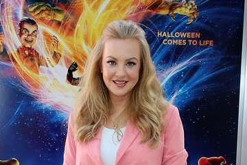 Wendi McLendon-Covey Columbia Pictures And Sony Pictures Animation's 'Goosebumps 2: Haunted Halloween' Special Screening - Arrivals