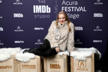 Wendi McLendon-Covey The IMDb Studio At Acura Festival Village On Location At The 2019 Sundance Film Festival – Day 3
