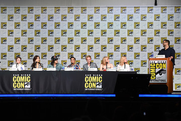 Wendi McLendon-Covey TV Guide Magazine: Fan Favorites at Comic-Con International 2015