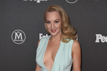 Wendi McLendon-Covey 2016 Entertainment Weekly & People New York Upfronts VIP Party