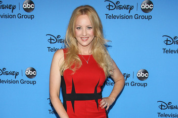 Wendi McLendon-Covey Disney and ABC Stars Gather in Beverly Hills