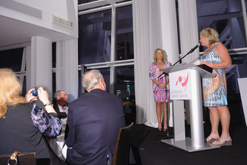 Wendy Doolan Birdies For Breast Cancer Presents 2012 Celebrity Golf Classic Hosted By Christie Kerr At Liberty National