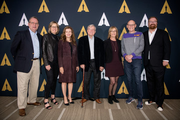 Wendy Ettinger Academy Of Motion Picture Arts And Sciences Hosts 25th Anniversary Screening Of 'The War Room'