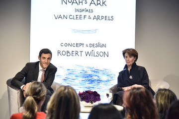 Wendy Goodman New York + Van Cleef & Arpels Celebrate the Noah's Ark Exhibition
