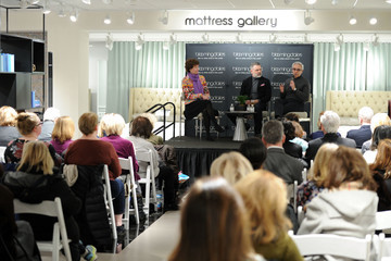 Wendy Goodman New York + Bloomingdale's Celebrate The New Mitchell Gold + Bob Williams Shop-in-Shop