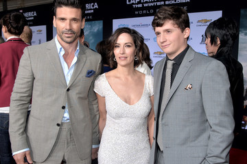 Wendy Moniz 'Captain America: The Winter Soldier' Premiere — Part 2