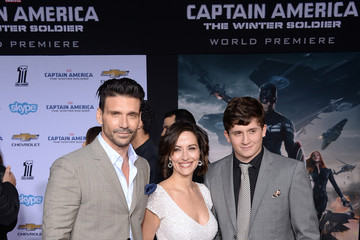 Wendy Moniz 'Captain America: The Winter Soldier' Premiere — Part 4
