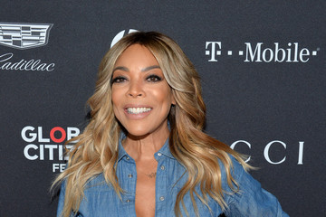 Wendy Williams 2017 Global Citizen Festival: For Freedom. For Justice. For All. - VIP Lounge
