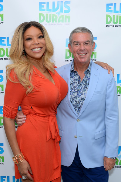 """Wendy Williams Visits """"The Elvis Duran Z100 Morning Show"""""""
