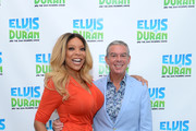 Wendy Williams and Elvis Duran Photos Photo