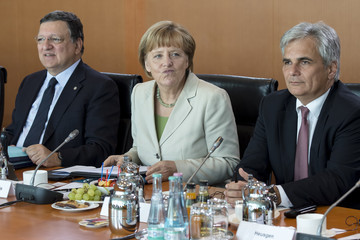 Werner Faymann Government Holds Balkan Conference