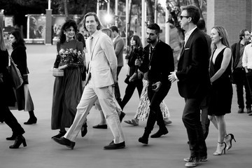 Wes Anderson Bill Murray Red Carpet - 14th Rome Film Fest 2019