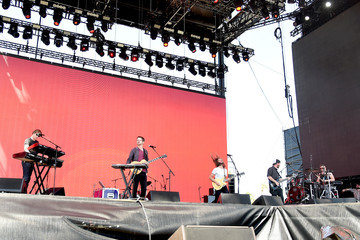Wes Bailey 2016 Coachella Valley Music and Arts Festival - Weekend 1 - Day 2