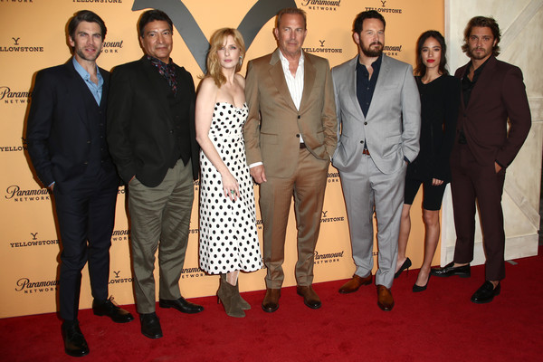Premiere Party For Paramount Network's 'Yellowstone' Season 2 - Arrivals