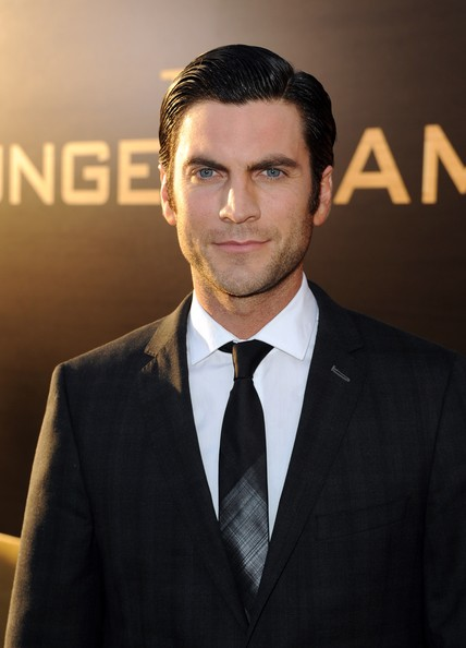"Wes Bentley Actor Wes Bentley arrives at the premiere of Lionsgate's ""The Hunger Games"" at Nokia Theatre L.A. Live on March 12, 2012 in Los Angeles, California."