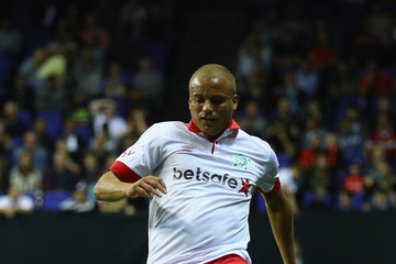 Wes Brown 2017 Star Sixes - London