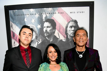 Wes Studi Premiere Of Entertainment Studios Motion Pictures' 'Hostiles' - Red Carpet