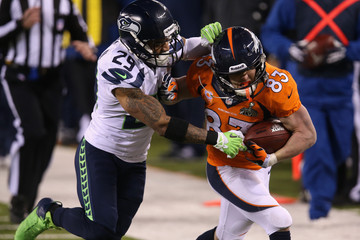 Wes Welker Super Bowl XLVIII - Seattle Seahawks v Denver Broncos