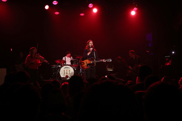 Wesley Schultz The Lumineers Perform Exclusive Concert At Music Hall Of Williamsburg