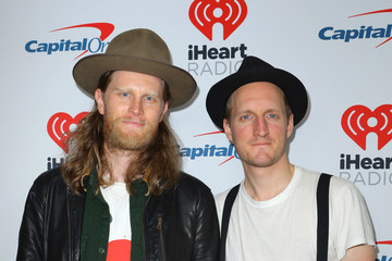 Wesley Schultz iHeartRadio ALTer EGO Presented by Capital One - Arrivals