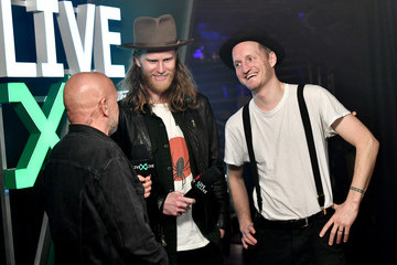 Wesley Schultz The 2020 iHeartRadio ALTer EGO – Backstage