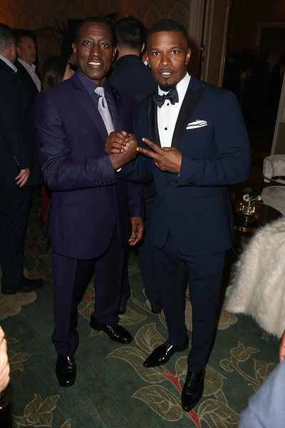 ¿Cuánto mide Jamie Foxx? - Altura - Real height Wesley+Snipes+Jamie+Foxx+African+American+L96v9eCi7LEl