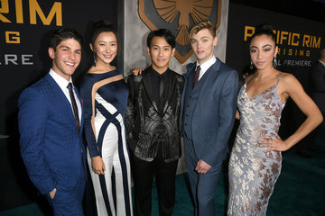 Wesley Wong Universal's 'Pacific Rim Uprising' Premiere - Red Carpet