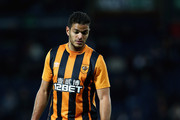 Hatem Ben Arfa of Hull City in action during the Capital One Cup Third Round match between West Bromwich Albion and Hull City at The Hawthorns on September 24, 2014 in West Bromwich, England.