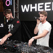Alex Pall and The Chainsmokers