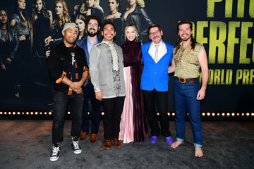 Whiskey Shivers  Premiere of Universal Pictures' 'Pitch Perfect 3' - Red Carpet