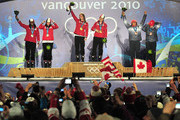 Elana Meyers Heather Moyse Photos Photo