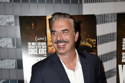 """Chris Noth attends the """"White Girl"""" New York Premiere at Angelika Film Center on August 22, 2016 in New York City."""