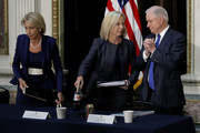 Betsy DeVos Kirstjen Nielsen Photos Photo