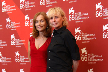 Isabelle Huppert Claire Denis White Material: Photocall - 66th Venice Film Festival