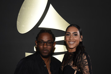 Whitney Alford The 58th GRAMMY Awards - Red Carpet