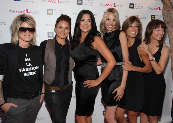 """Premiere Of Showtime """"The Real L Word"""" - Arrivals"""